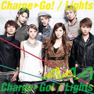 AAA「Charge & Go!/Lights」